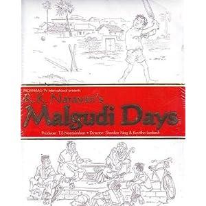 MALGUDI DAYS - R.K. NARAYAN - ALL SEASONS COMPLETE SET