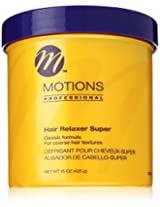 Motions Smooth & Straighten Hair Relaxer, Super 15 ounce