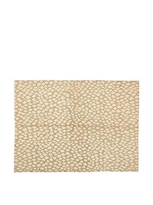 Design Community By Loomier Teppich Nepal beige 262 x 175 cm