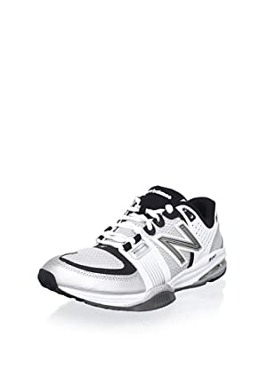 New Balance Men's MX871 Conditioning Shoe (White/Silver)