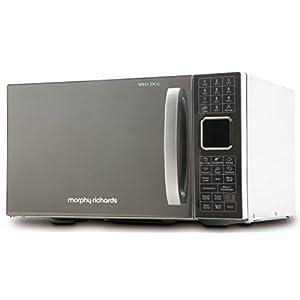 Morphy Richards 25CG Microwave-Silver