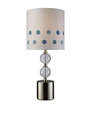 Artistic Lighting Fairfield Table Lamp, Chrome