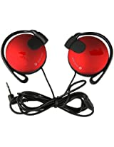 Escobar Red Headphone For Sony - Mdr Q140