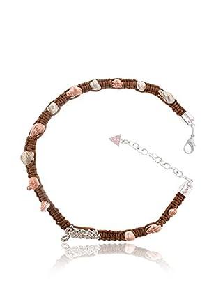 Guess Halskette UFN40907 braun
