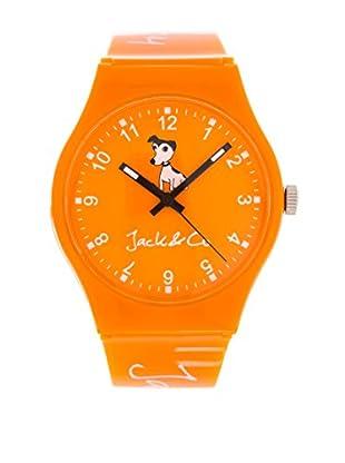 Jack&Co Orologio Arancione