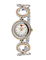 Romanio Analog Teasing Women's Watch - B1004SD