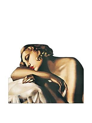 ARTOPWEB Wandbild De Lempicka La Dormeuse