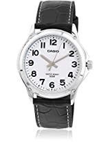 Casio Enticer Analog White Dial Men's Watch - MTP-1379L-7BVDF (A870)