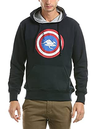 Hot Buttered Sudadera con Capucha Iron Man