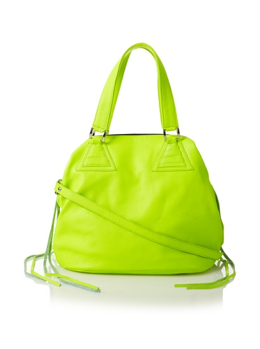 Possé Women's Andy Carry-All Tote (Neon Yellow)