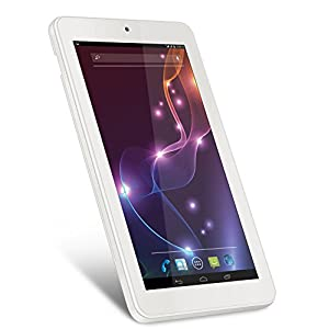 Lava Ivory Xtron Z704 Tablet (7 inch,16GB, Wi-Fi Only), Silver