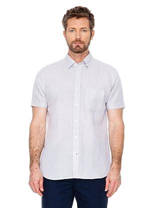 Cortefiel Camisa Teutrania (Azul Claro)