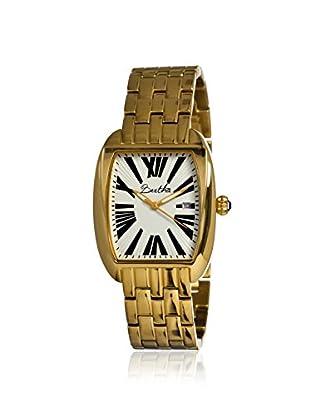 Bertha Women's BR1303 Anastasia Gold/White Stainless Steel Watch