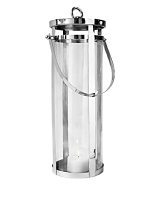 Sidney Marcus Cottage Lantern, Silver, Extra Tall