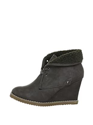 Buffalo Girl 250039 YL30891 PU 137626 - Botines fashion para mujer (Gris)