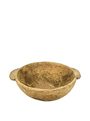 Uptown Down Oversize Wooden Chapati Bowl