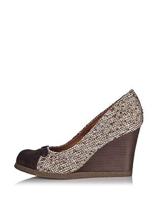Scholl Contemporary Zapatos Kisal (Marrón / Marrón)