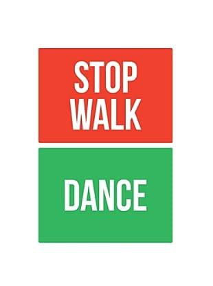 Vinilo Stop Dance