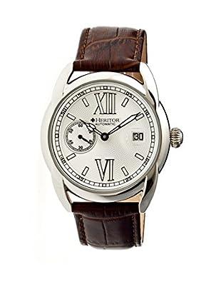 Heritor Automatic Uhr Burnell Herhr1802 braun 47  mm