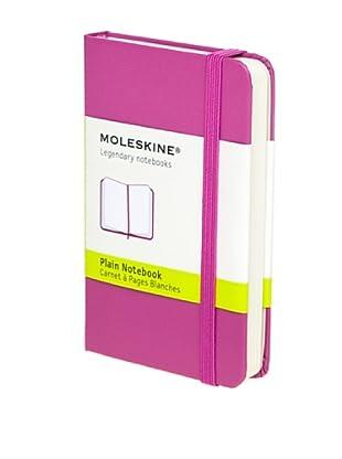 Moleskine Cuaderno Notas Hojas Lisas Rosa Oscuro