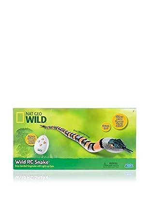 National Geographic Juguete Wild Rc Snake Único Mayores de 6 años