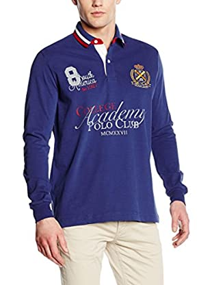 POLO CLUB Poloshirt College Academy