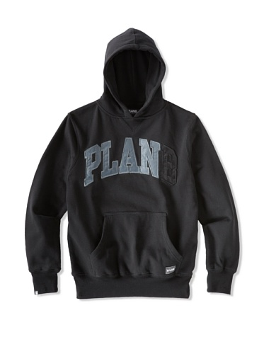 Plan B Boy's Game Hoody (Black)