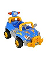 Mee Mee - Blue Baby Toy Car