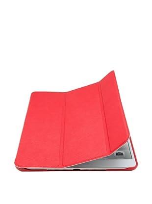 Unotec Funda Smartcover Para iPad Air Roja