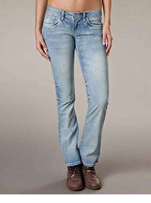 LTB Jeans Valerie Bootcut Low Rise (Hellblau)
