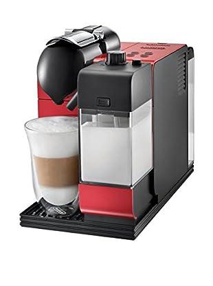 De Longhi Cafetera Nespresso Latissima+ EN 521.R (Cupón 20 Euros De Regalo Para Cápsulas De Café)