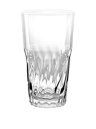 Cantina Acrylic Double Old Fashioned Glass, Clear