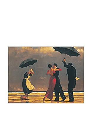 Artopweb Panel Decorativo Vettriano The Singing Butler 60x80 cm Multicolor