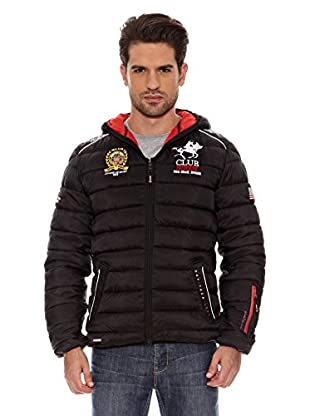 Geographical Norway Chaqueta Becket Men A (Negro)