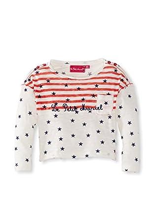Little Marcel Camiseta Sequoiadendron (Crudo)