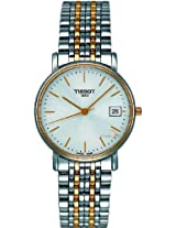 Tissot Analog White Dial Men's Watch - T52248131
