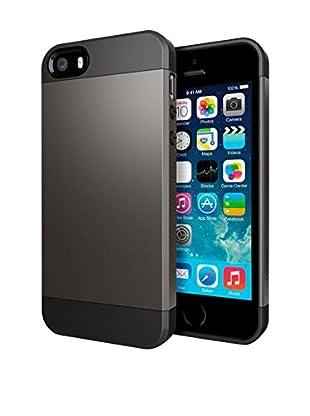 Unotec Funda Armor iPhone 5/5S Gris