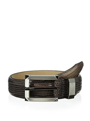 Lejon of California Men's Pisa Belt (Brown)
