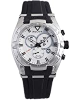 Police Analog White Dial Men's Watch - PL13092JS/04