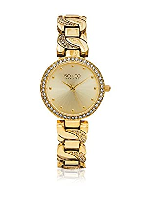 SO & CO New York Quarzuhr Woman GP15582 36 mm