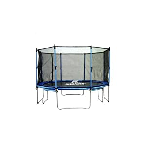 "Kamachi Trampoline Trampatte Round 55"" (inches) with steel springs"