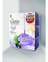 Fiama Di Wills Exotic Dream Bathing Bar, 125g (Pack of 3)