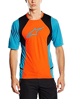 Alpinestar Cycling T-Shirt Manica Corta Drop 2 S/S