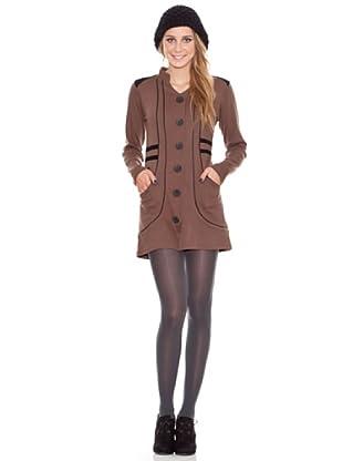 HHG Vestido Hilda (marrón)