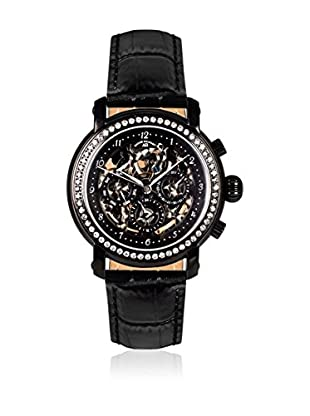 André Belfort Reloj automático Woman Intemporelle Ip Negro 39 mm
