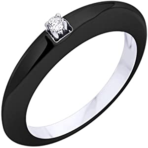 Amore Black Ring - Air00011