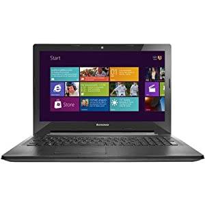 Lenovo G50-30 80G001NSIN 15.6-inch Laptop (Celeron N2840/2GB/500GB/Win 8.1/Intel HD Graphics), Black