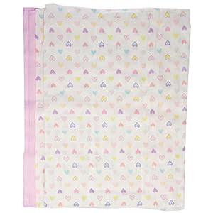 Luvable Friends 03361 Prefold Cloth Diapers