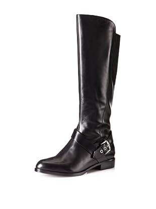 Sigerson Morrison Women's Kali Riding Boot (Black)
