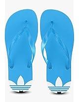 Adisun Blue Flip Flops Adidas Originals